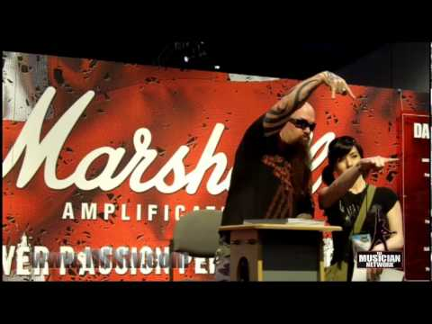 WINTER NAMM 2010 - KERRY KING | MARSHALL (Autograph Signing @ Booth)
