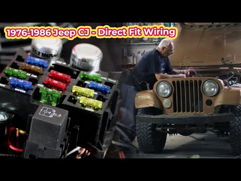 [NRIO_4796]   21 Circuit Direct Fit Jeep CJ Harness | Painless Performance | 1986 Jeep Cj7 Wiring |  | Painless Wiring