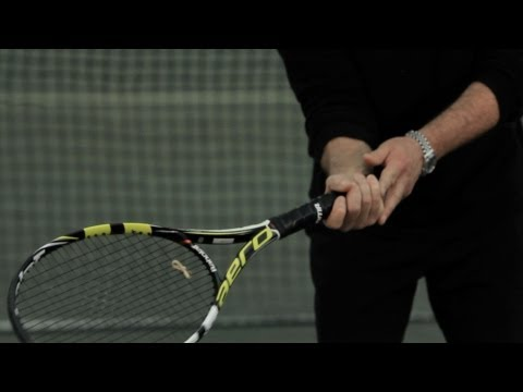 4 Ways to Grip a Tennis Racket | Tennis Lessons
