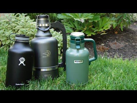 Insulated Beer Growler Reviews: HydroFlask, Stanley, DrinkTanks Juggernaut