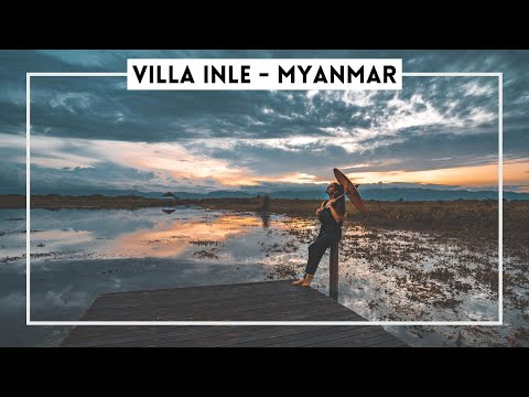 Villa Inle - Luxury Lodges in the scenographic Inle Lake (Myanmar)
