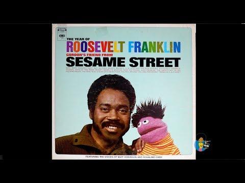 The Year of Roosevelt Franklin (1971) | Matt Robinson and Rosalind Cash