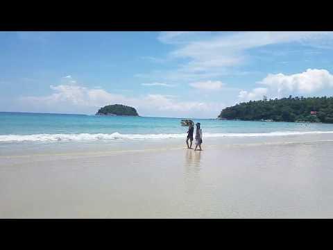 A Walk To Kata Beach - Phuket Thailand