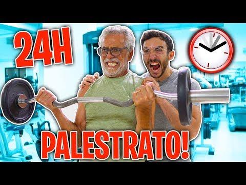 24 ORE DA PALESTRATO! con MIO PADRE!