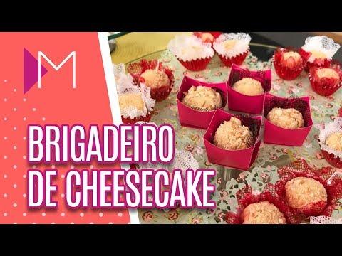 Brigadeiro de Cheesecake - Mulheres (23/08/2018)