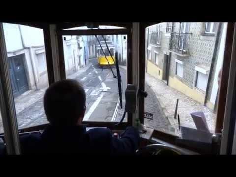 Elétricos de Lisboa  Trams in Lisbon