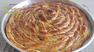 Püf Noktalarıyla Süper Haşhaşlı Çörek Tarifi / Haşhaşlı Bükme Çörek Nasıl Yapılır