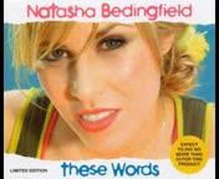 Natasha Bedingfield - These Words (Lenny B Mix)