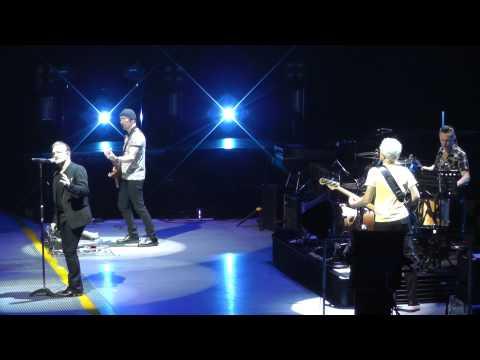 U2 July 11, 2015 22: Beautiful Day - TD Garden, Boston, MA [Full Show]