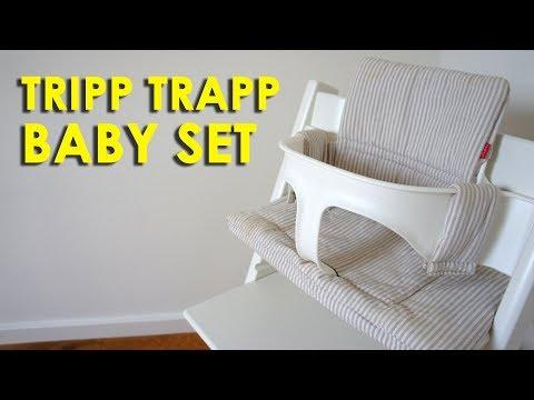 Tripp Trapp Baby Set Installation (Deutsch)