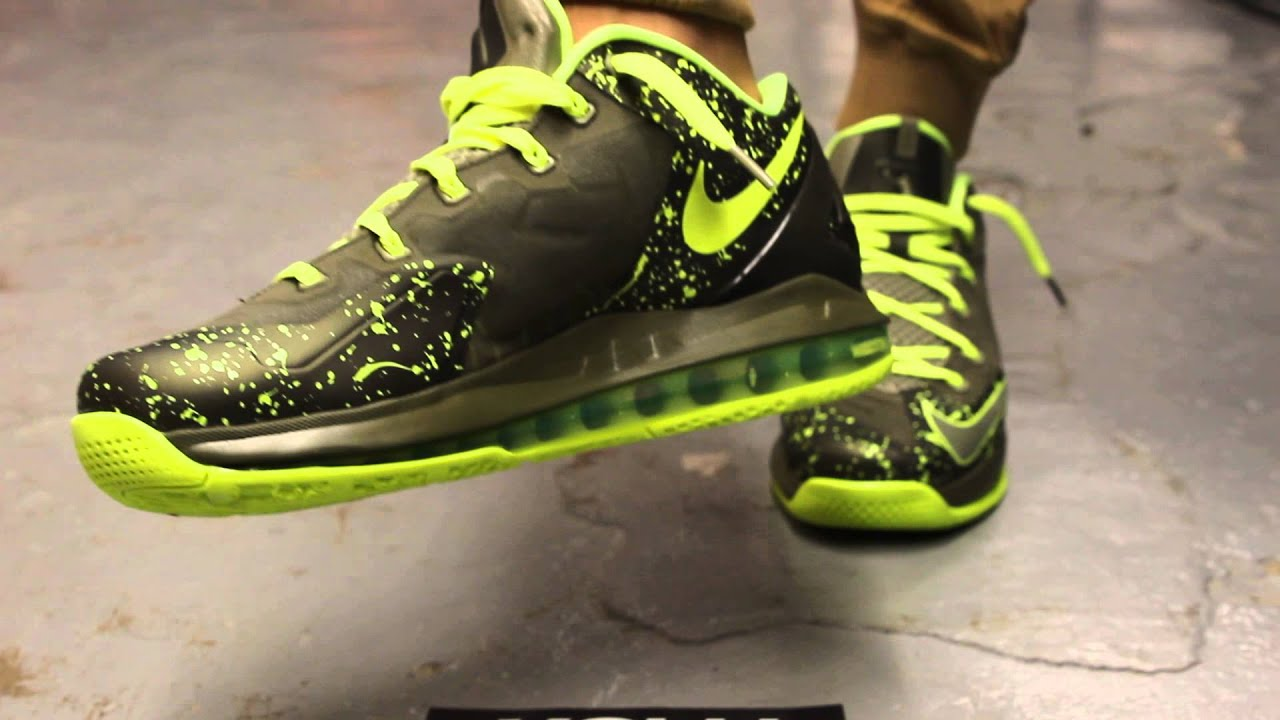 huge selection of 32894 6533e Lebron Max XI Low