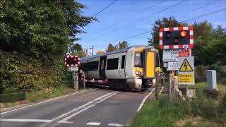Level Crossing Compilation 2017 End of year special