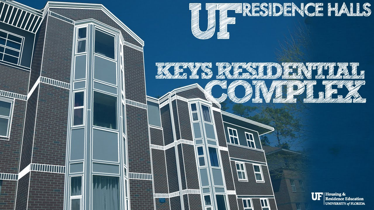 Keys Complex YouTube – University Of Florida Housing Floor Plans