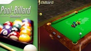 Pool Billard Simulator Gameplay & Review PC HD