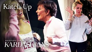 "Ariana Grande Collabs With Kris Jenner & Kardashians Evacuate Wildfires: ""KUWTK"" Katch-Up (S16, Ep6)"