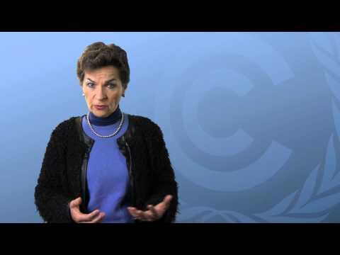 Karen Christiana Figueres Olsen - UNFCCC