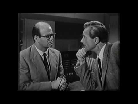 "MICHAEL SHAYNE: ""SPOTLIGHT ON A CORPSE"" 1-13-1961. (HDHQ 1080p)"