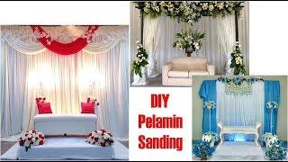 Diy Pelamin Sanding Cantik