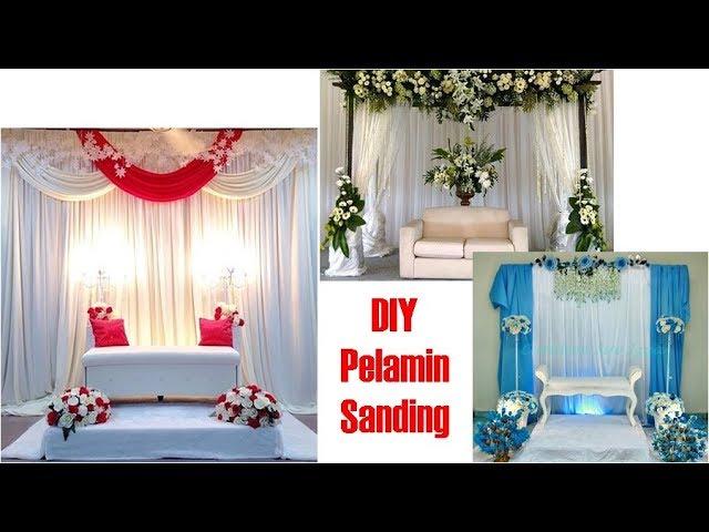 Diy Pelamin Sanding Cantik Youtube