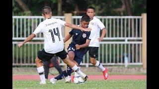 Thailand Youth League Highlight : กาฬสินธุ์ เอฟซี 2-3 ราชนาวี