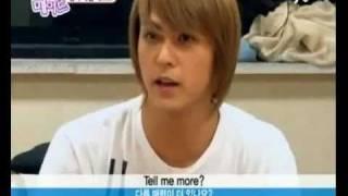 B2ST Idol Maid Cut ; Dongwoon English
