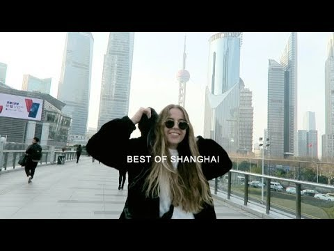 Top things to do & see in Shanghai!