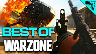 My BEST Moments in Warzone Battle Royale