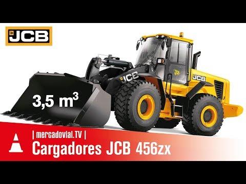 INFORME Cargadores Frontales JCB 456 ZX | 3,5 m3 Balde | Dercomaq