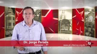PT 35 Anos - Jorge Parada