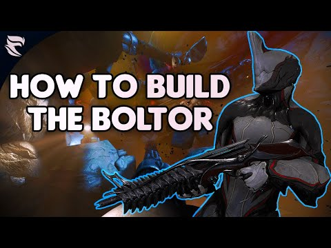 Warframe: Boltor Weapon Build Guide thumbnail