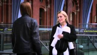 Holby City - Jac Stops Faye From Running To France