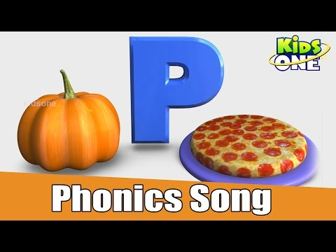 Phonics Songs with Two Words  A to Z Alphabet Song For Children