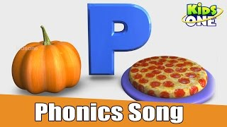 Phonics Songs with Two Words | A to Z Alphabet Song For Children