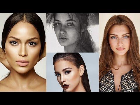 Miss Universe Contestants (Alphabetical) - Albania to Czech Republic - 2016