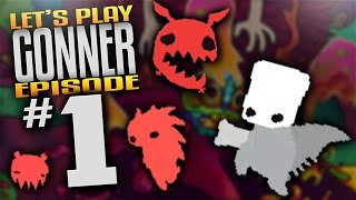 GoNNER Gameplay - Ep 1 - Unlocks (Lets Play GoNNER Gameplay Episode 1) (Mature)