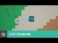 C++ Tanks vs Zombies | 04 | Live Training | Unreal Engine