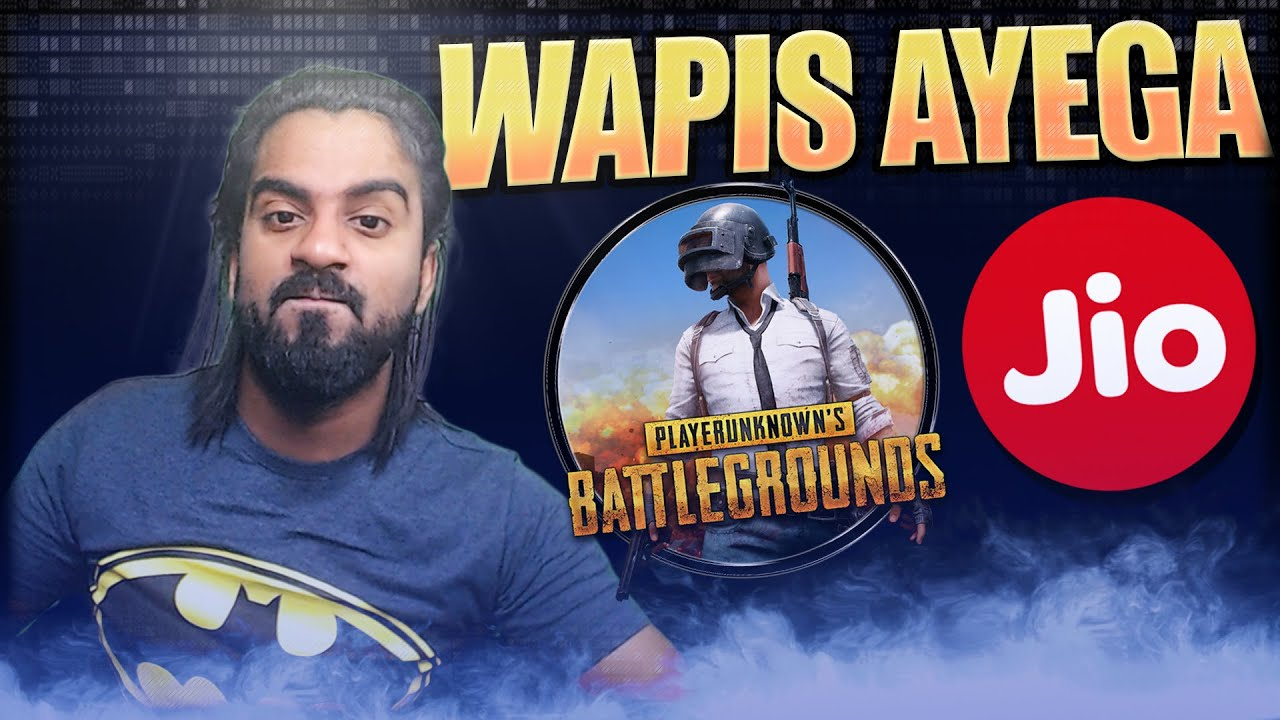 Pubg Mobile Might Come Back Again with Jio