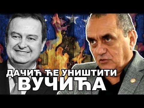 Tražiću azil od Prištine - Slavko Nikić 2019