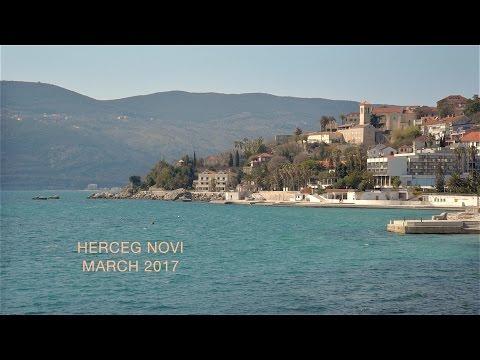 Herceg Novi (Montenegro) - March 2017