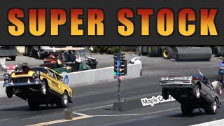 Super Stock Qualifying 2019 | MAPLE GROVE