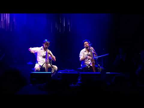 2CELLOS With Or Without You  in St Augustine 92317 #20  20