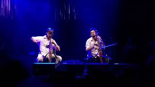 2CELLOS With Or Without You live in St Augustine