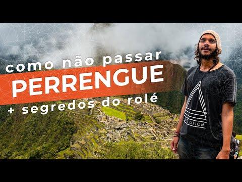 MACHU PICCHU - PERU - Dicas para ir conhecer