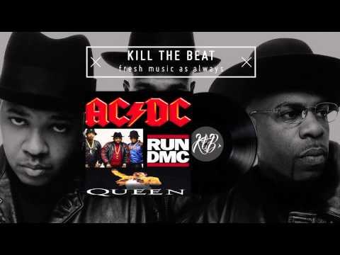 Hip Hop: Run DMC x Queen x ACDC  Black King Will Rock You DJ Goodie Bootmash  Free Download