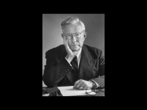 Stationen des Protestantismus 5 Paul Tillich 1886-1965