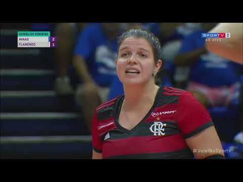 Superliga Feminina 2019/2020 - Itambé/Minas x Flamengo - 17.1.2020