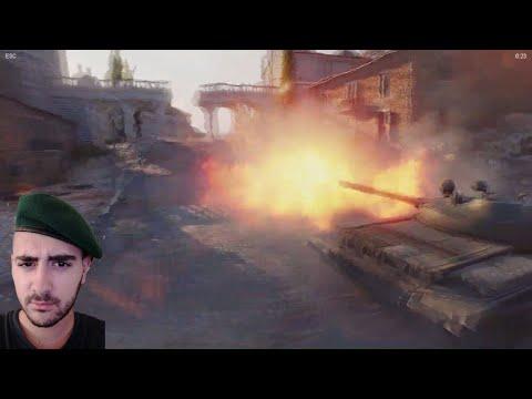 World of Tanks   New game Engine   Encore benchmark