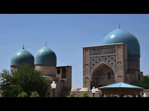 On the Silk Road- Uzbekistan