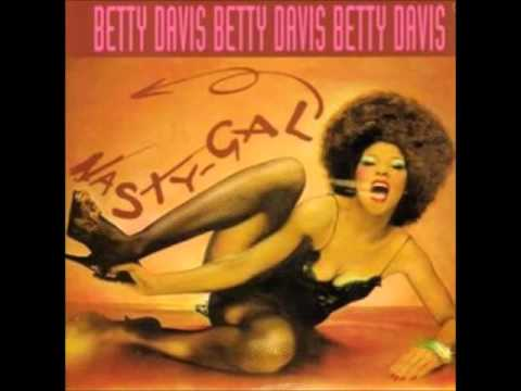 Betty Davis - Talkin' Trash