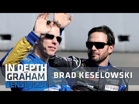 Brad Keselowski: Jimmie Johnson did what Dale Jr. wouldn't